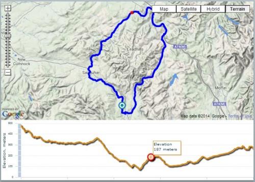 google-maps-gps-track